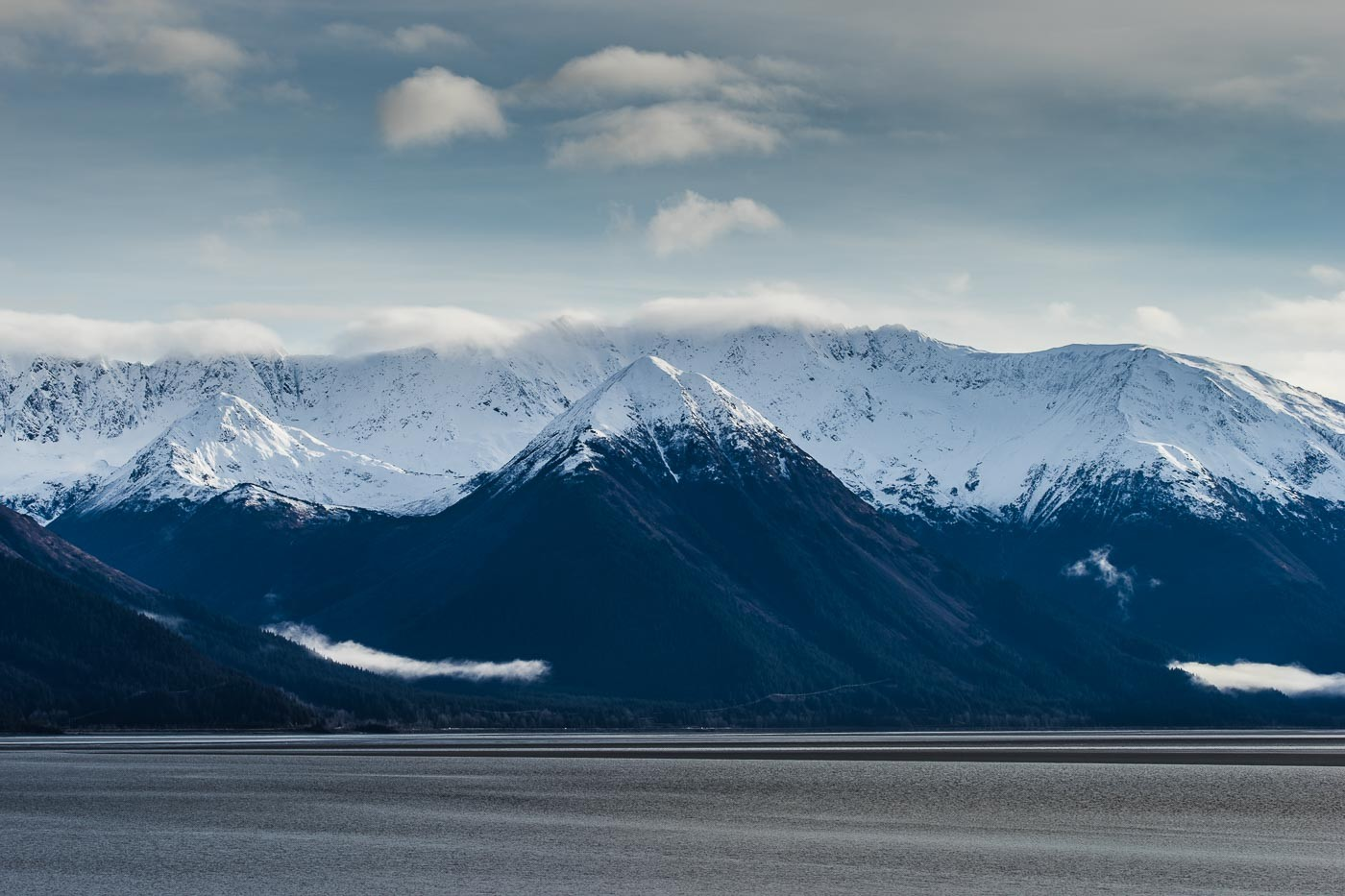 Turnagain Arm, Alaska with the Tamron 150-600mm f/5-6.3