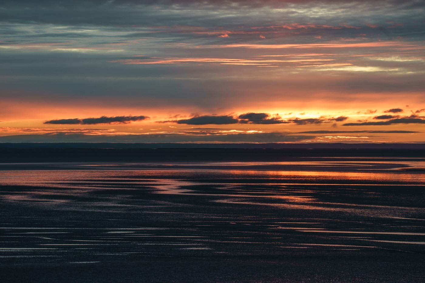 Turnagain Arm at Sunset in Alaska with the Tamron 150-600mm f/5-6.3
